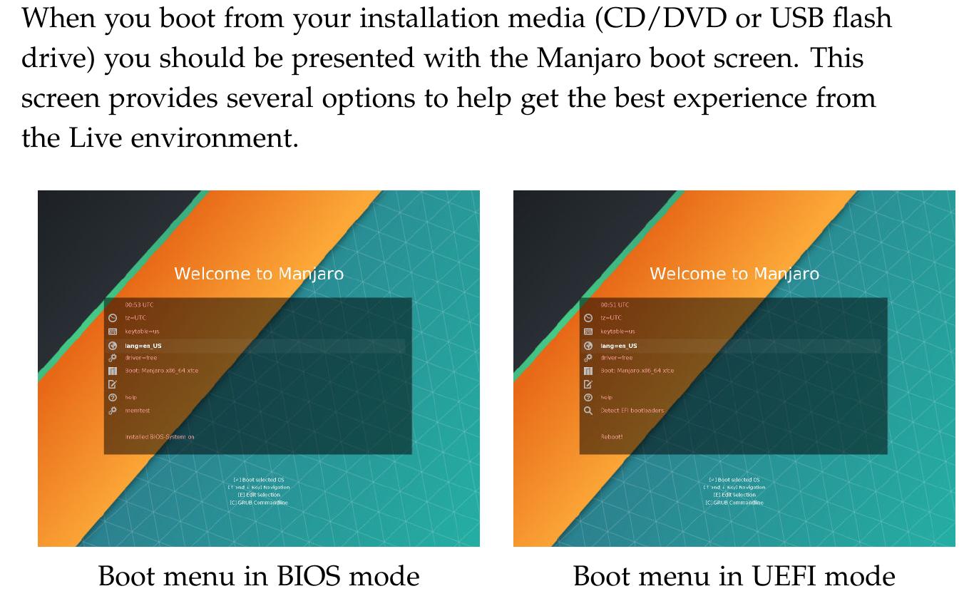 Manjaro linux 安装与配置| rovo98's Blog